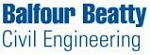 Logo for Balfour Beatty Civil Engineering